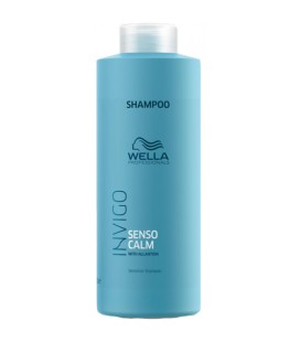 Wella Invigo Balance Sensitive Calm Shampoo 1000ml