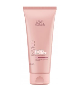 Wella Invigo Blonde Recharge Cool Blonde Conditioner 200ml