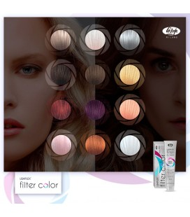 Lisaplex™ Filter Color Metallic Ash 100ml