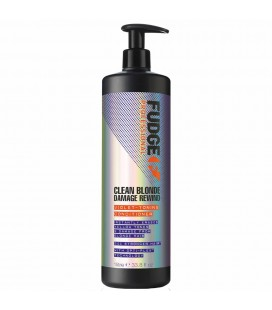Fudge Clean Blonde Damage Rewind Violet Conditioner 1000ml