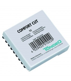 Tondeo Comfort Cut Snijbladen 10St