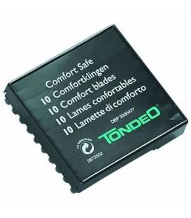 Tondeo Comfort Safe Snijbladen 10St