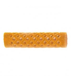 Comair Fluweel Rollers Oranje Ø 13mm