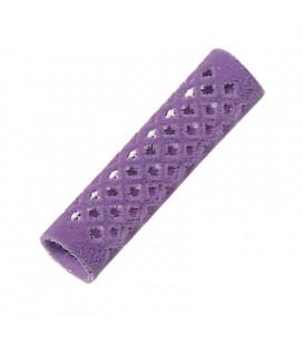 Comair Fluweel Rollers Violet Ø 15mm