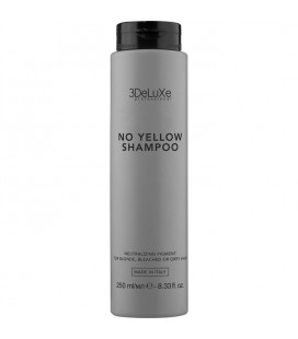 3Deluxe No Yellow Shampoo 250ml