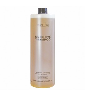 3Deluxe Nutritive Shampoo 1000ml
