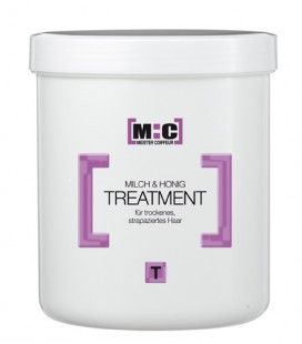 M:C Treatment Milk & honey T 1000 ml