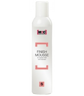 M:C Finish Mousse  S 300 ml