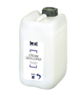 M:C Cream Developer 3.0 C 5000 ml