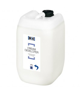 M:C Cream Developer 4.0 5000 ml