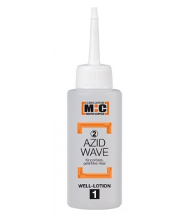 M:C Azid Wave D Set 2 for colored, porous hair  2 x 80 ml