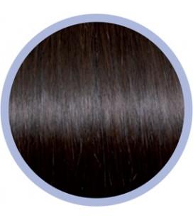 Curly Line  4 Donker Kastanjebruin  50-55cm