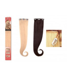 Clip-In Free Extension  24 Diep Asblond  50-55cm