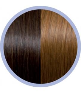 Seiseta Natural  6-27 Chocoladebruin-Midden Goudblond  50-55cm