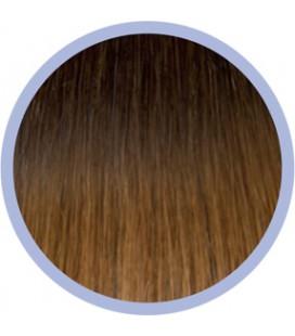 Seiseta Ombre  6-27 Chocoladebruin-Midden Goudblond  50-55cm