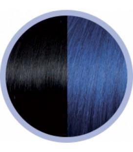 Seiseta Crazy  1B-59 Zwart-Blauw  50-55cm