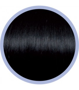Flat Ring-On Line  1B Zwart  50-55cm