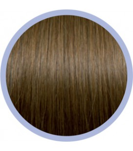 Flat Ring-On Line  10 Donkerblond  50-55cm