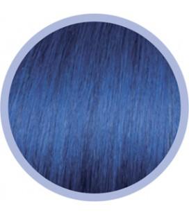 Flat Ring-On Crazy Line  Bleu .  50-55cm