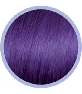 Flat Ring-On Crazy Line  Violet .  50-55cm