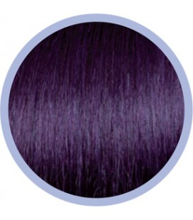 Flat Ring-On Crazy Line  New Purple .  50-55cm
