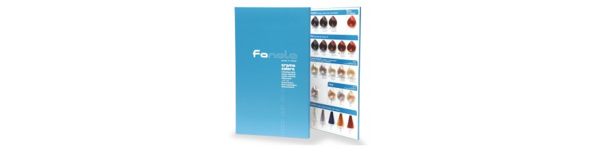 Fanola Kleurenkaart
