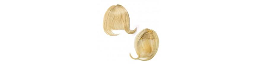 Balmain Clip In Fringe Human Hair